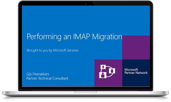 IMAP Migration